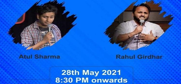 Comedy by Atul Sharma and Rahul Girdhar
