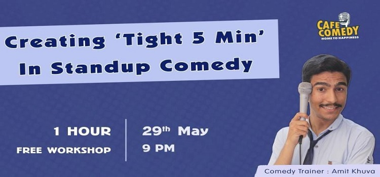 Stand-Up Comedy by Amit Khuva