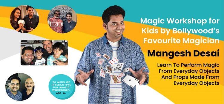 Magic Workshop by Mangesh Desai