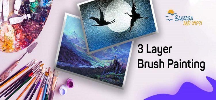 Online Brush Painting Workshop