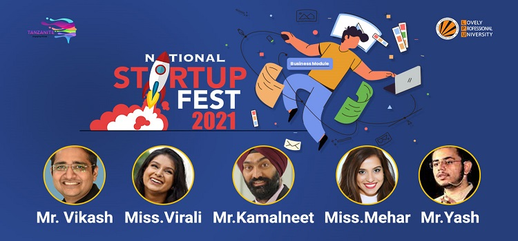 National Startup Fest by Online Events