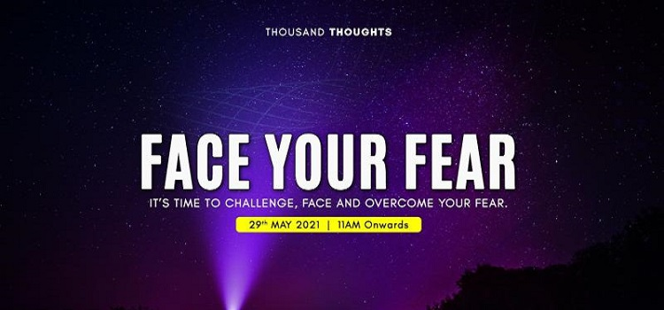 Challenge Your Fear: An Online Workshop
