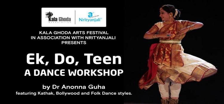 A Dance Workshop ft. Dr. Anonna Guha