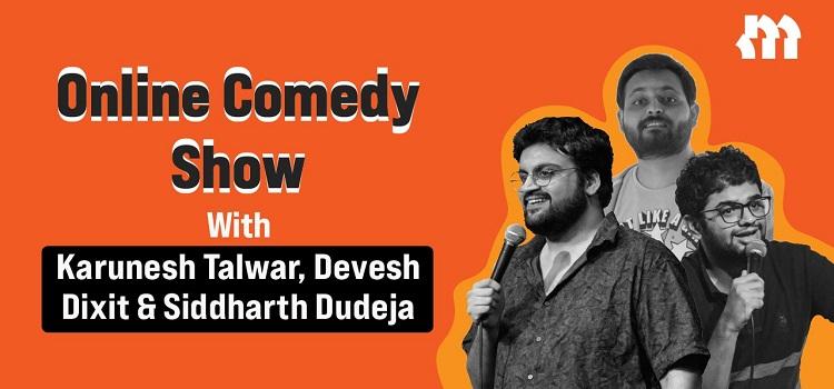 An Online Comedy Show