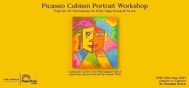 Picasso Cubism Portrait Workshop
