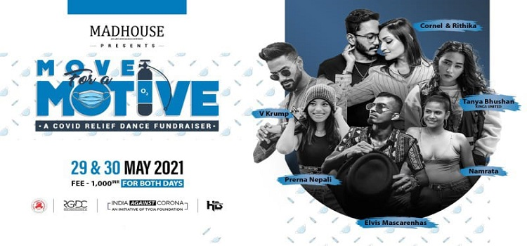 Madhouse presents Move for a Motive