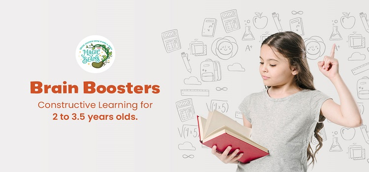 Brain Boosters: An Online Event