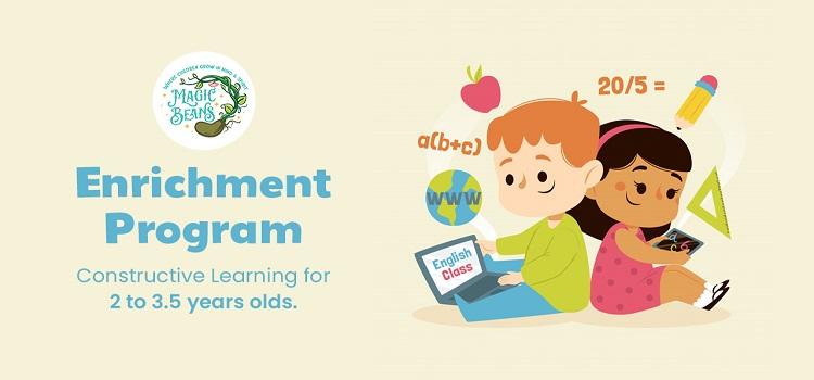 Magic Beans presents Enrichment Program for Kids by Online Events