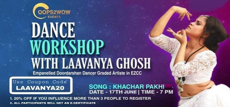 Online Dance Workshop ft. Laavanya Ghosh