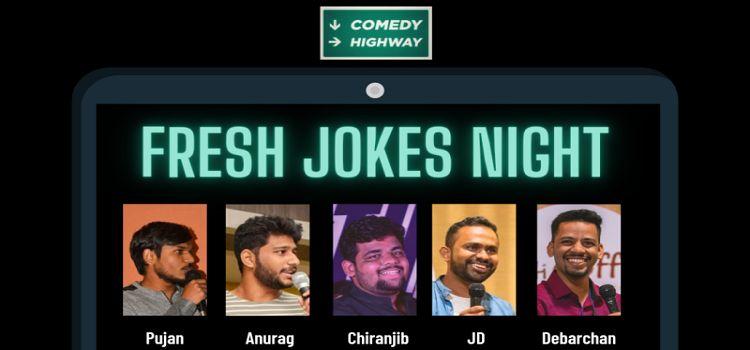 Fresh Jokes Night: An Online Event