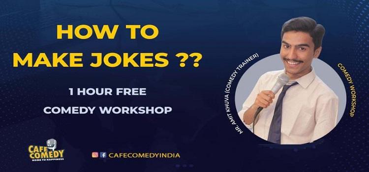 Comedy Workshop ft. Amit Khuva