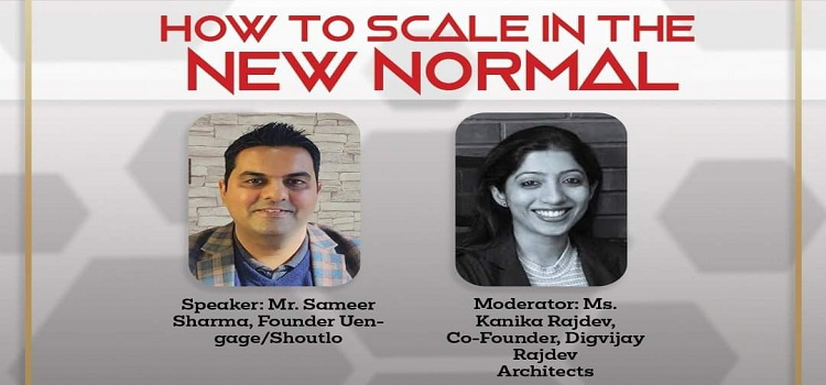 How To Scale In The New Normal: An Online Event