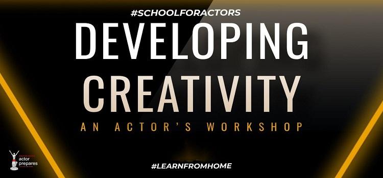 Developing Creativity: An Online Workshop