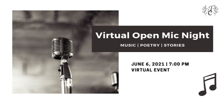 Open Mic Night: An Online Event