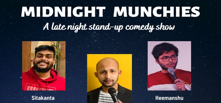 Midnight Munchies: An Online Comedy Event