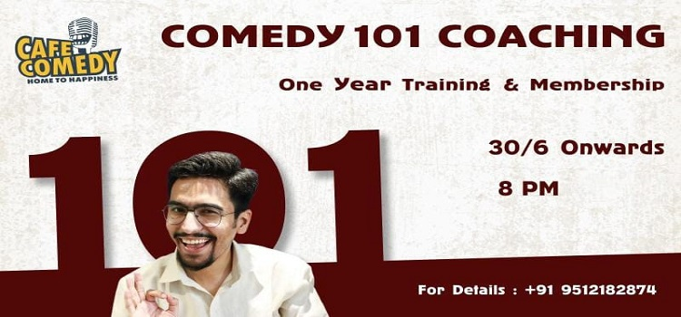 Online Comedy 101 Coaching by Online Events