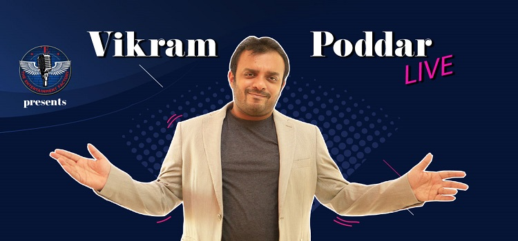 Online Comedy by Vikram Poddar