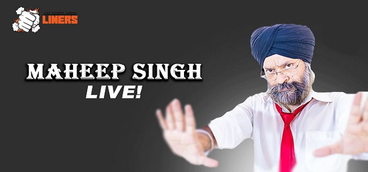 Live Online Comedy by Maheep Singh by Online Events