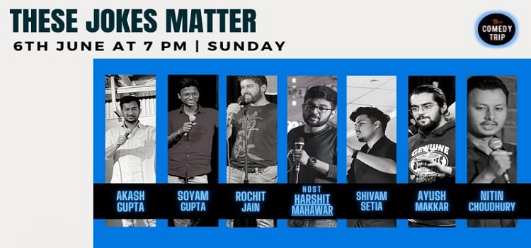 These Jokes Matter: An Online Event