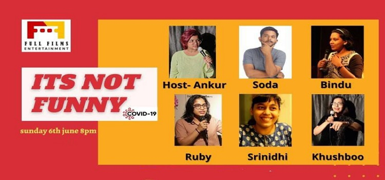 Its Not Funny: An Online Event