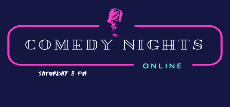 Online Comedy Nights by Online Events