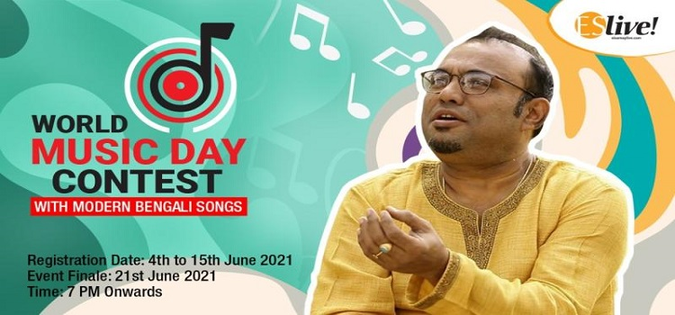 World Music Day Contest: An Online Event by Online Events