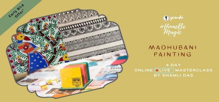Online Madhubani Painting Workshop