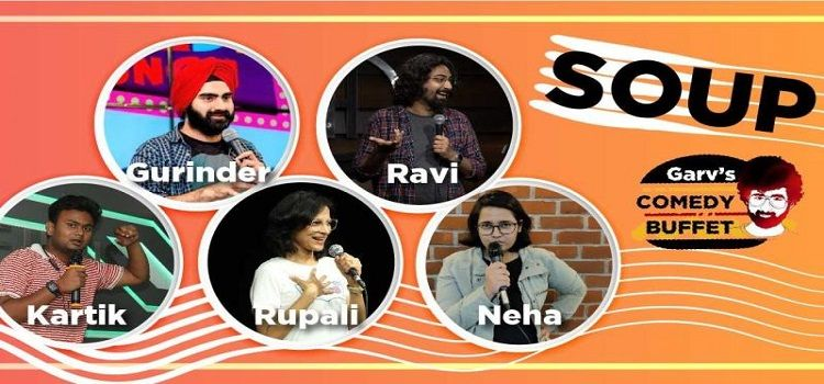 Online Live Comedy Event by Online Events