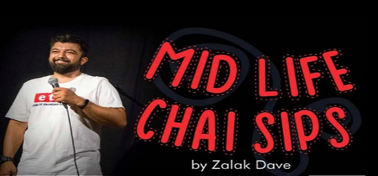 Mid Life Chai Sips: An Online Event