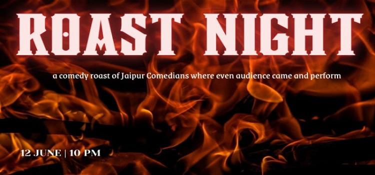 Roast Night: An Online Event