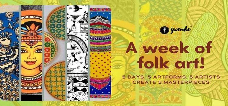 A week of folk art: Online Workshop
