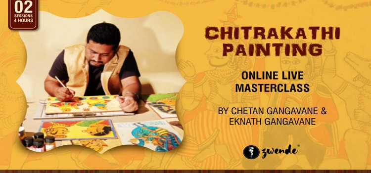 Online Live Painting Workshop by Online Events