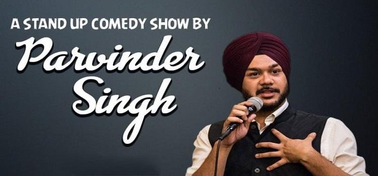 Online Stand-Up Comedy ft. Parvinder Singh