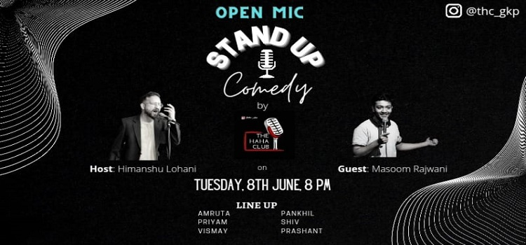 Standup Comedy by The Haha Club