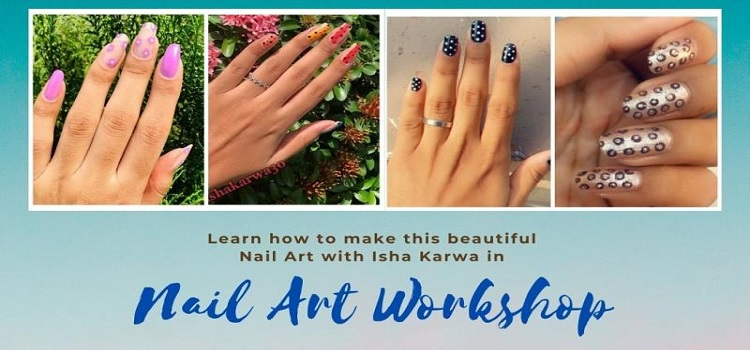 Online Nail Art Workshop