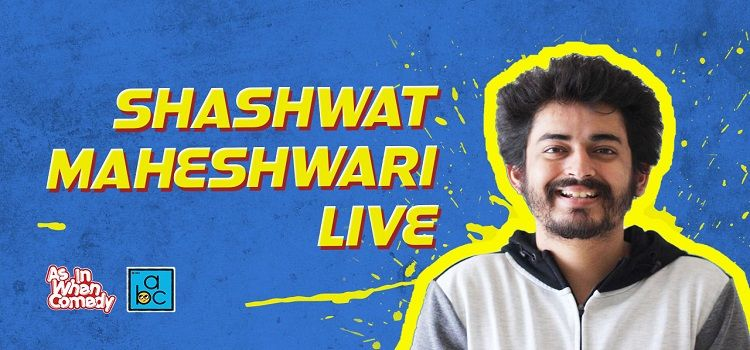 Online Comedy by Shashwat Maheshwari by Online Events