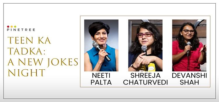 Teen Ka Tadka: Online Comedy Event