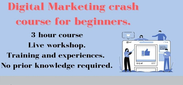 Online Digital Marketing Course by Online Events