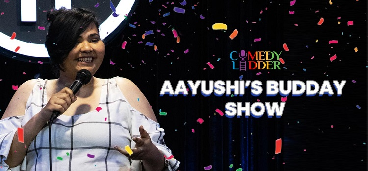 Aayushi's Budday Show: An Online Event by Online Events