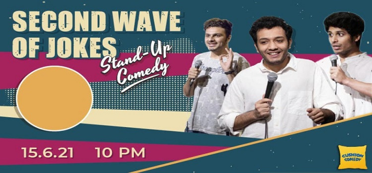 Second Wave of Jokes: An Online Event by Online Events