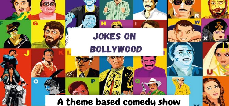 Jokes on Bollywood: An Online Event by Online Events