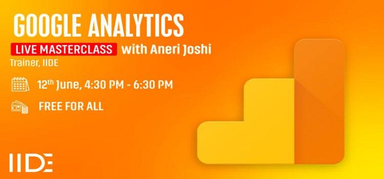Online Masterclass with Aneri Joshi