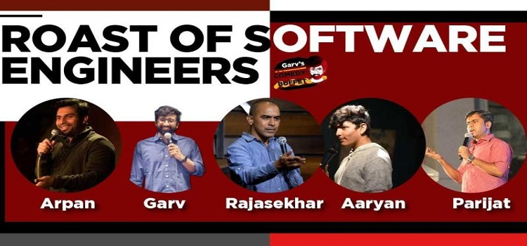 Roast of Software Engineers: An Online Event by Online Events