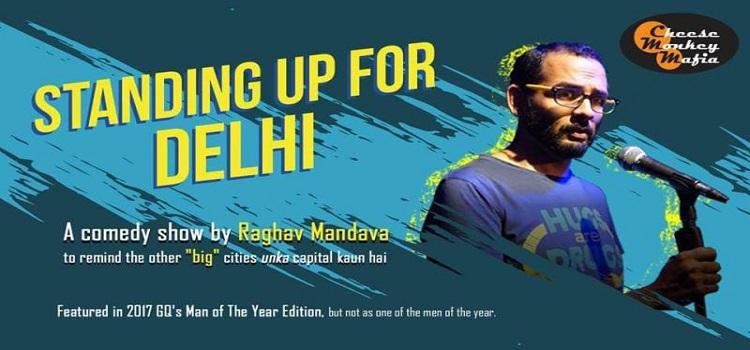 An Online Comedy Show by Raghav Mandava