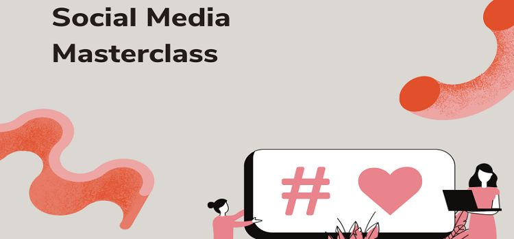 Online Social Media Masterclass by Online Events
