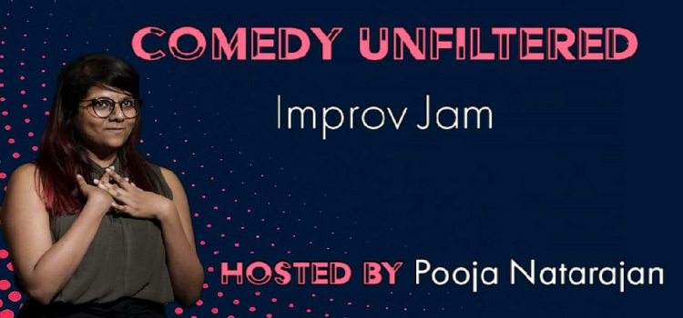 Comedy Unfiltered: An Online Event