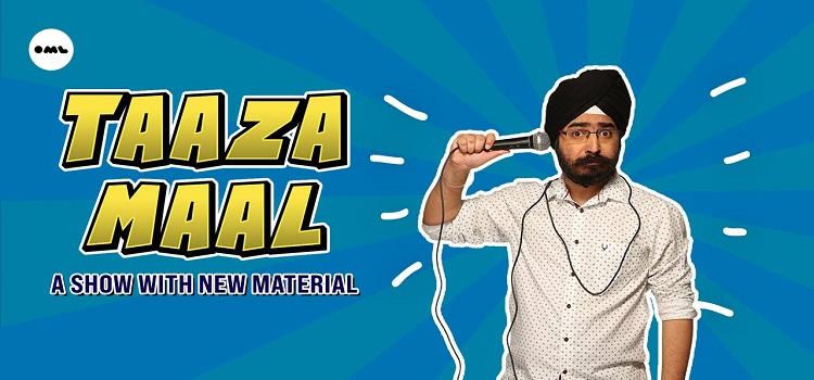 Taaza Maal ft. Angad Singh Ranyal