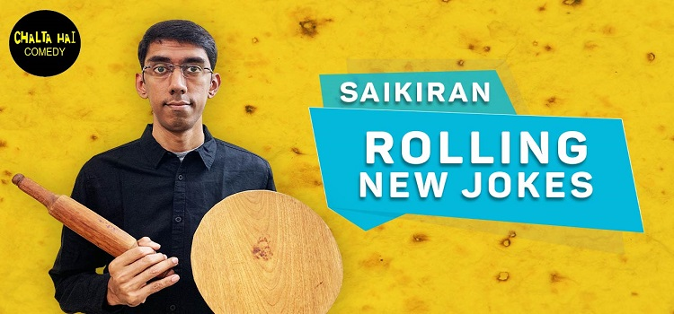 Rolling New Jokes ft. Saikiran