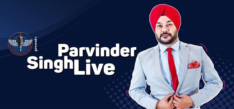 Live Comedy by Parvinder Singh