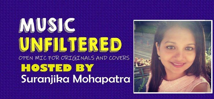 Music Unfiltered ft. Suranjika Mohapatra